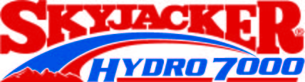 HYDRO SHOCK Decal, Size 2.25 x 6.25